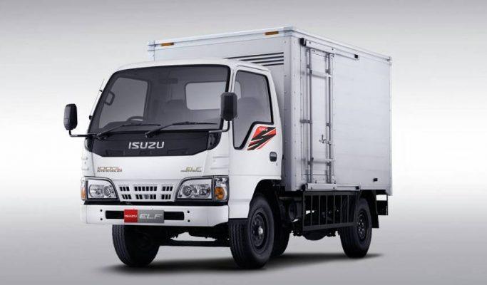 ISUZU ELF NHR 55 CC
