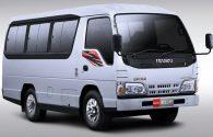 ISUZU ELF NHR 55 Microbus KCB