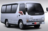 ISUZU ELF NHR 55 Microbus